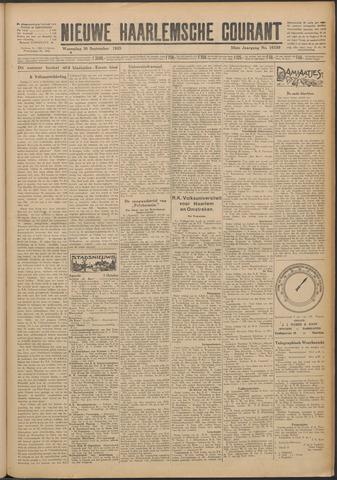 Nieuwe Haarlemsche Courant 1925-09-30
