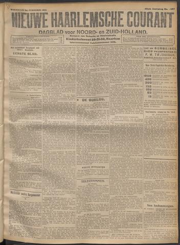 Nieuwe Haarlemsche Courant 1915-02-24
