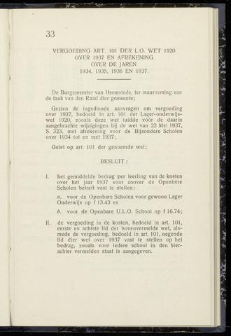 Raadsnotulen Heemstede 1942-08-04