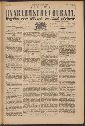 Nieuwe Haarlemsche Courant 1899-02-02