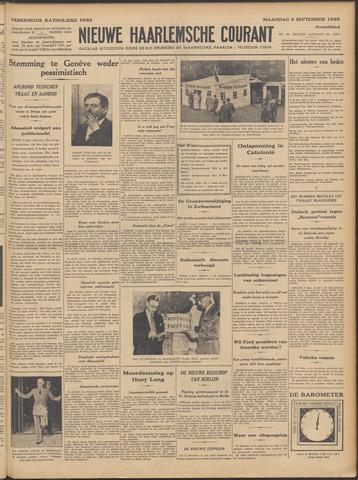 Nieuwe Haarlemsche Courant 1935-09-09