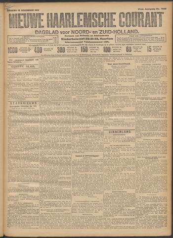 Nieuwe Haarlemsche Courant 1912-12-10
