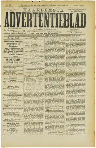 Haarlemsch Advertentieblad 1889-07-06