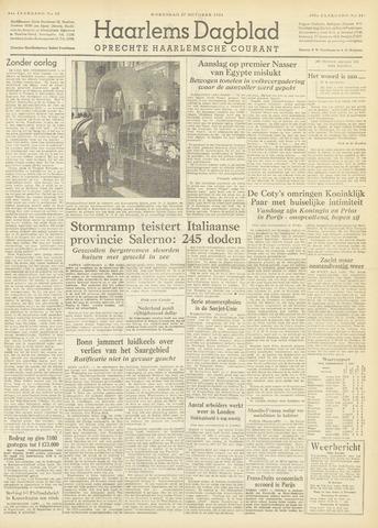 Haarlem's Dagblad 1954-10-27