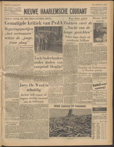 Nieuwe Haarlemsche Courant 1963-08-01
