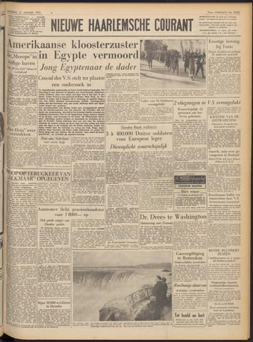 Nieuwe Haarlemsche Courant 1952-01-21