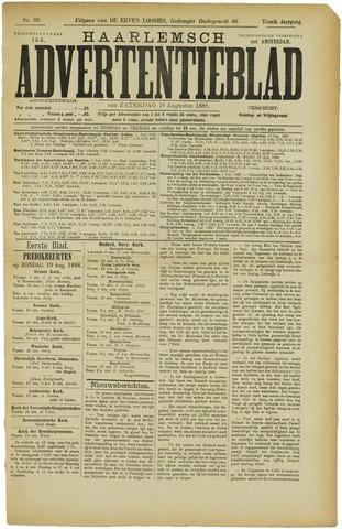 Haarlemsch Advertentieblad 1888-08-18
