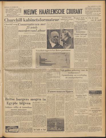 Nieuwe Haarlemsche Courant 1951-10-27