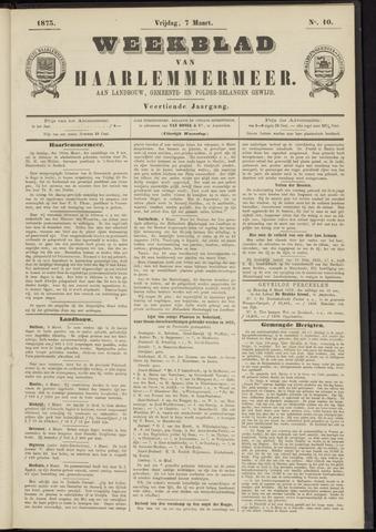 Weekblad van Haarlemmermeer 1873-03-07