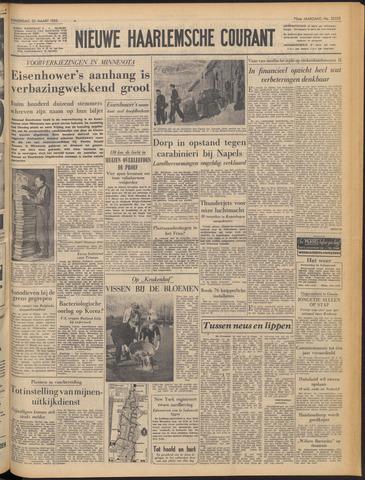 Nieuwe Haarlemsche Courant 1952-03-20