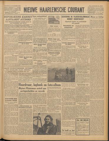 Nieuwe Haarlemsche Courant 1949-11-19