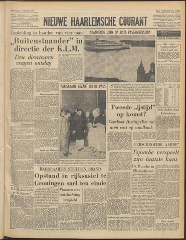 Nieuwe Haarlemsche Courant 1963-01-07