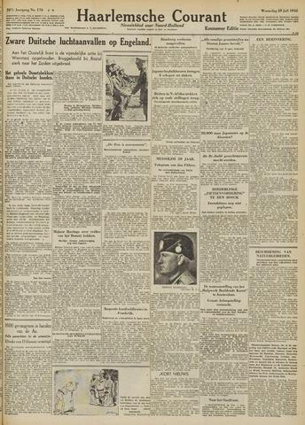 Haarlemsche Courant 1942-07-29
