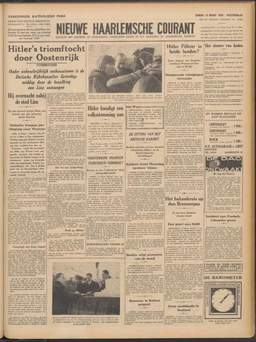 Nieuwe Haarlemsche Courant 1938-03-13