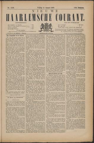 Nieuwe Haarlemsche Courant 1889-01-11