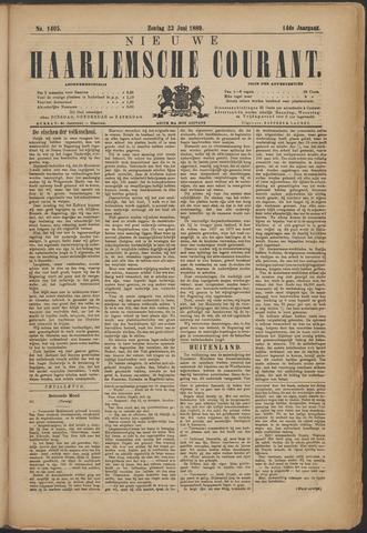 Nieuwe Haarlemsche Courant 1889-06-23