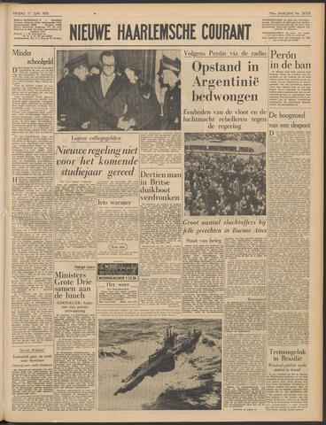 Nieuwe Haarlemsche Courant 1955-06-17