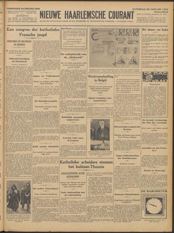 Nieuwe Haarlemsche Courant 1935-01-26