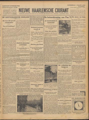 Nieuwe Haarlemsche Courant 1934-03-01
