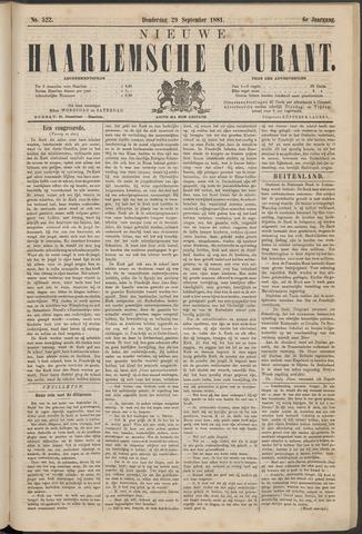 Nieuwe Haarlemsche Courant 1881-09-29