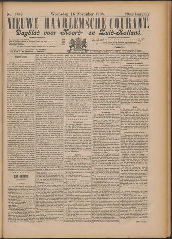 Nieuwe Haarlemsche Courant 1904-11-16