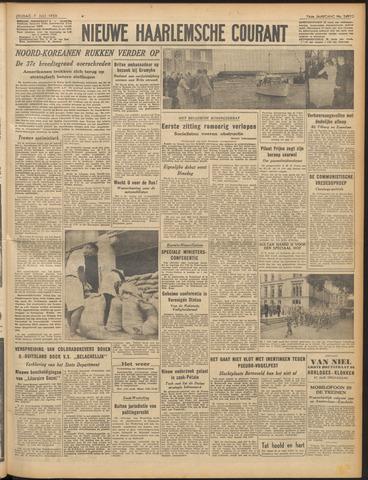 Nieuwe Haarlemsche Courant 1950-07-07
