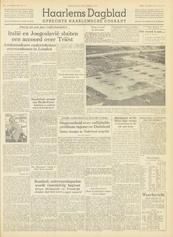 Haarlem's Dagblad 1954-10-05