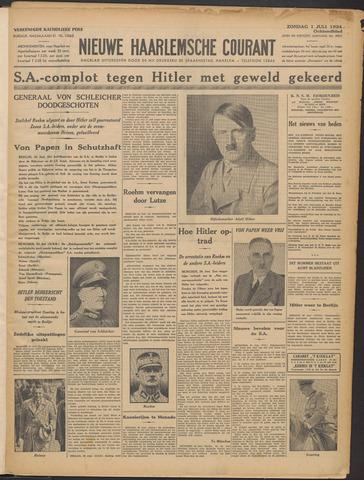 Nieuwe Haarlemsche Courant 1934-07-01