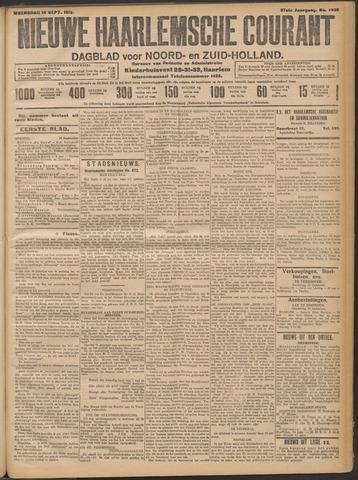 Nieuwe Haarlemsche Courant 1912-09-18