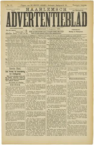 Haarlemsch Advertentieblad 1898-08-06