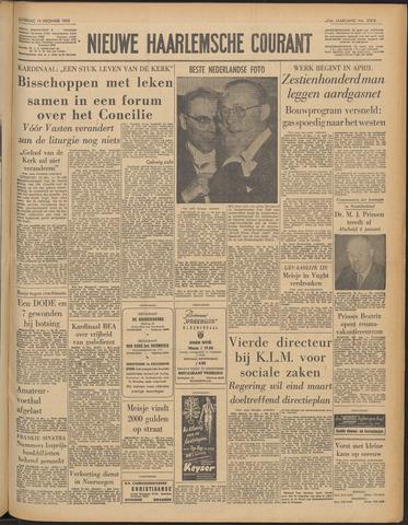 Nieuwe Haarlemsche Courant 1963-12-14