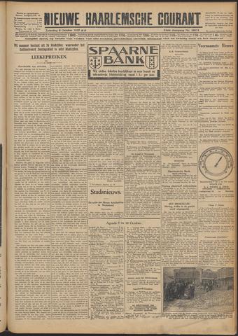 Nieuwe Haarlemsche Courant 1927-10-08