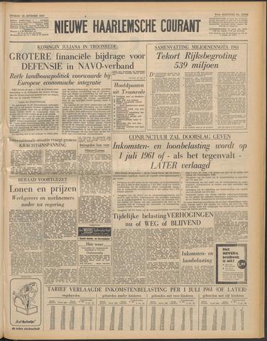 Nieuwe Haarlemsche Courant 1960-09-20