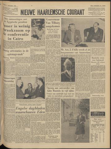 Nieuwe Haarlemsche Courant 1956-09-04