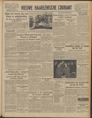 Nieuwe Haarlemsche Courant 1950-12-11