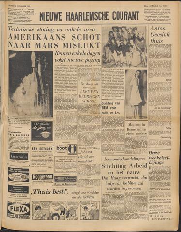 Nieuwe Haarlemsche Courant 1964-11-06