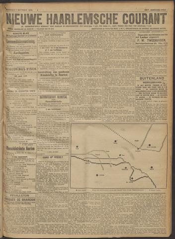 Nieuwe Haarlemsche Courant 1918-10-07
