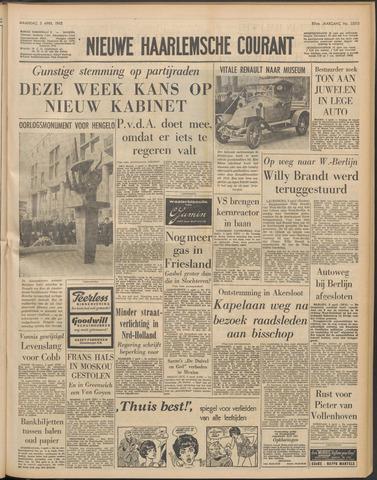 Nieuwe Haarlemsche Courant 1965-04-05