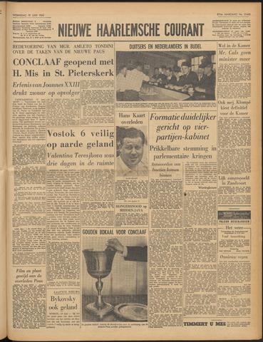 Nieuwe Haarlemsche Courant 1963-06-19