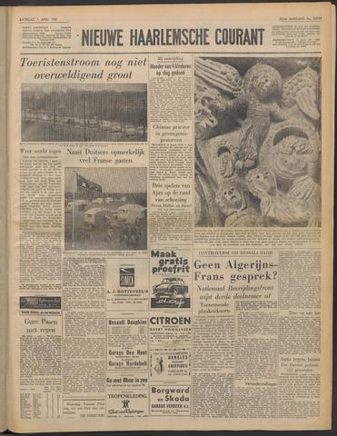 Nieuwe Haarlemsche Courant 1961-04-01