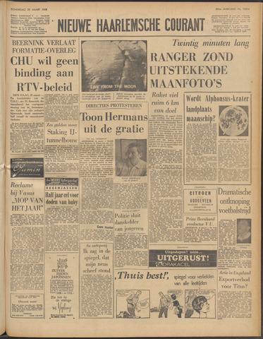 Nieuwe Haarlemsche Courant 1965-03-25