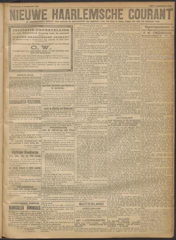Nieuwe Haarlemsche Courant 1918-02-06