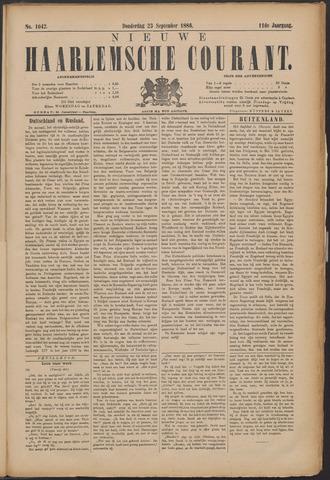 Nieuwe Haarlemsche Courant 1886-09-23
