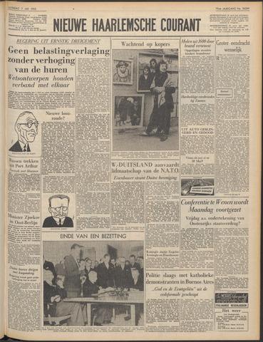 Nieuwe Haarlemsche Courant 1955-05-07
