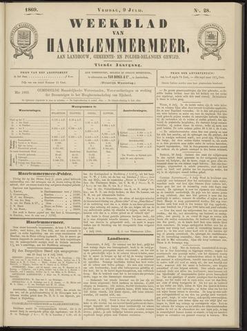 Weekblad van Haarlemmermeer 1869-07-09