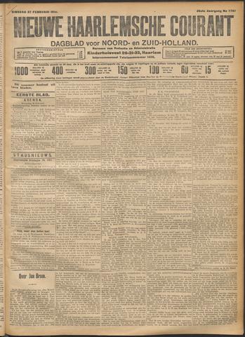 Nieuwe Haarlemsche Courant 1912-02-27