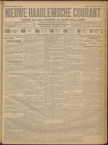 Nieuwe Haarlemsche Courant 1914-01-23