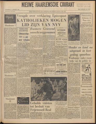 Nieuwe Haarlemsche Courant 1965-09-09