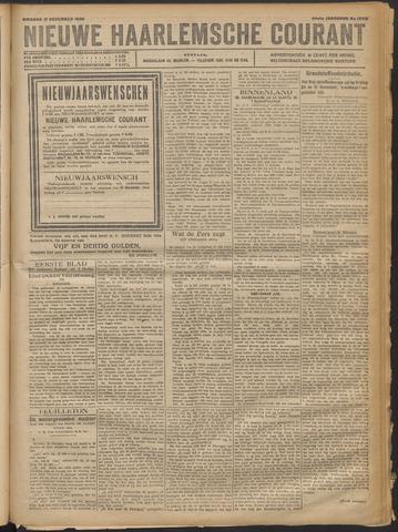 Nieuwe Haarlemsche Courant 1920-12-21