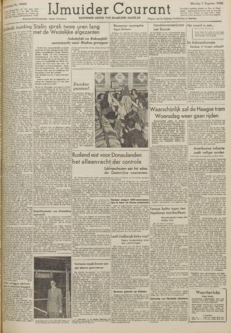 IJmuider Courant 1948-08-03
